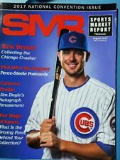 Kris Bryant, Chicago Cubs MLB, SMR Report August 2017, Volume 277 - NICE