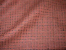 ~16 YDS ~ 100% RAW SILK~BASKETWEAVE DRAPERY SILK UPHOLSTERY FABRIC FOR LESS~