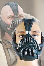 The Dark Knight Rises Bane Dorrance Mask Cosplay Prop Helmet N2C