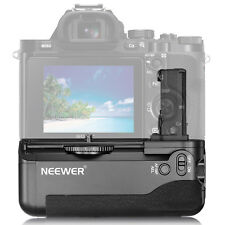 Neewer Vertical Battery Grip Replacement for VG-C1EM for Sony Alpha A7 A7R A7S