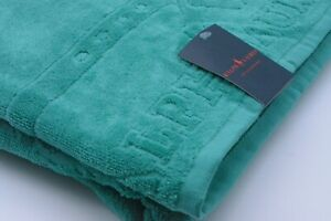 Ralph Lauren Beach Towel In Green Cotton New With Tags Genuine Item RRP £45