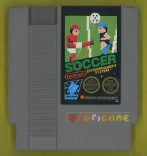 SOCCER Nintendo Nes Versione Europea PAL A »»»»» SOLO CARTUCCIA