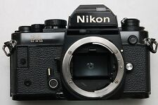 NIKON FA SLR BODY - WORKING ORDER