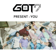 Got7 3rd Album [ Present : You ] CD+Booklet+Photo Card