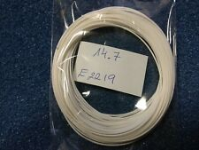 14.7 meter HABIA AWG22 Teflon insulated multicore wire