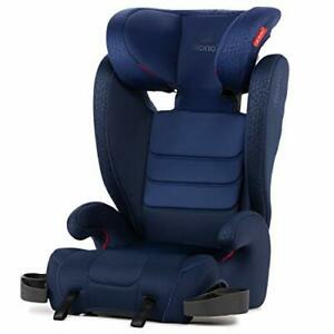Diono Monterey XT Latch, 2-in-1 Booster Seat with Expandable, Blue