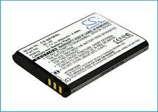 3.7v Batteria per Vivitar dvr850w dvr-850w v8027 bli-885 550mah NUOVO