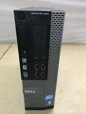 DELL Optiplex 990 SFF PC Intel Core i5-2500 @3.30GHz 4GB MEM 500GB HDD Win 10