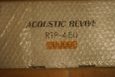 High End Netzleiste Acoustic Revive RTP-4EU Absolute