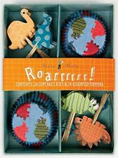 Meri Meri - Dinosaur Roarrrrrr Cupcake Kit