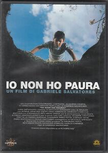 Io non ho paura DVD in Italiano
