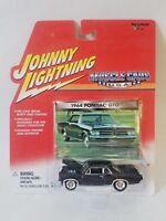 Johnny Lightning Muscle Cars 1964 Pontiac GTO Black 1:64 Diecast