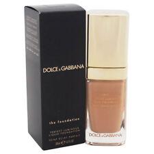 New Dolce & Gabbana Perfect Luminous Liquid Foundation – Bronze 144 30ml/1oz