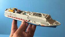 MODEL cruise ship NORWEGIAN BREAKAWAY 1/1250 scale by SCHERBAK USA