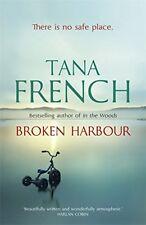 Broken Harbour: Dublin Murder Squad:  4.  Winner o... by French, Tana 0340977639