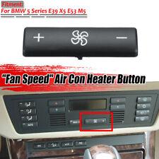 Klimabedienteil Klimaanlage Klimaautomatik Schalter Taste Lüftung für BMW E39