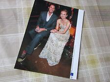 David de ROTHSCHILD & Diane KRUGER 2007 Environmentalist & Model Press Photo