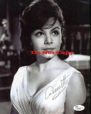Annette Funicello autographed 8x10 RP photo