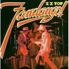 ZZ Top-Fandango CD NUOVO