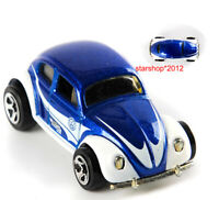 1/64 HOT WHEELS Vintage Car Diecast Blue Alloy Vehicle Model Toy Collection