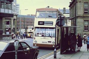 35mm slide South Yorkshire PTE OKW507R