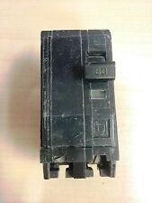 SQUARE D MC-1390 CIRCUIT BREAKER 2 POLE 60 amp