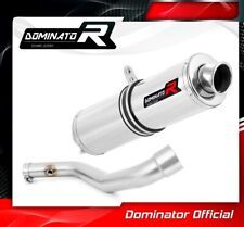 R 1100 RS Exhaust ROUND Dominator Racing silencer muffler