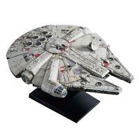 Bandai Star Wars Vehicle Model 015 Millennium Falcon The Empire Strikes Back