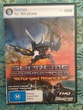 Supreme Commander: Forged Alliance PC (Complete in Box)