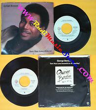 LP 45 7'' GEORGE BENSON Turn your love around Nature boy 1981 usa no cd mc dvd