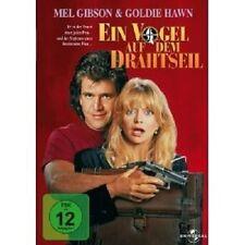 EIN VOGEL AUF DEM DRAHTSEIL - DVD NEUWARE MEL GIBSON,GOLDIE HAWN,DAVID CARRADINE
