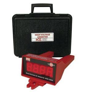 Greenlee HVA-2000 High Voltage Ammeter 2000A