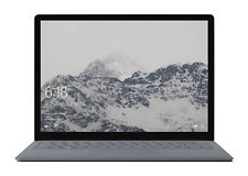 "Microsoft Surface Laptop 13.5"" (128GB, Intel Core i5 7th Gen, 2.50GHz, 4GB) Notebook/Laptop - Silver"