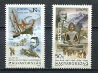 S7927) Hungría 1994 MNH Europa, Descubrimientos 2v
