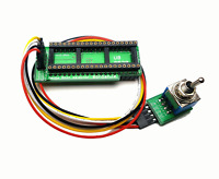 New Boot Selector DF0/DF1 DF1/DF0 Signal SEL0 from SEL1 Amiga 500 GBA1000 #548