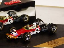 LOTUS FORD 49 #2 ATTWOOD MONACO GP 1969 QUARTZO QFC99029 1:43