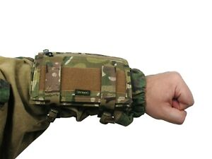 Pouch Case map arm tablet molle tactical multicam PAINTBALL airsoft Waterproof