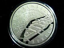 Gelegenheitsausgabe Stempelglanz 10-Euro-Gedenkmünzen der BRD aus Silber