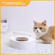 Petkit Pet Cat Dog Fresh Nano 15 Degree Adjustable Feeding Bowl White