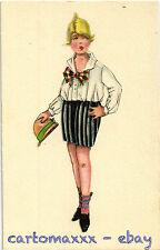 Postcard Art Deco - Mela Koehler Style - Bambina Child - L170
