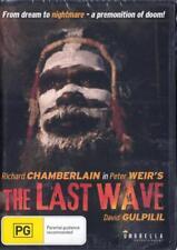 THE LAST WAVE - RICHARD CHAMBERLAIN -  NEW REGION 4 DVD FREE LOCAL POST