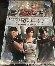 Resident Evil: (2017-Widescreen) - Sci/Fi-Horror - New Dvd