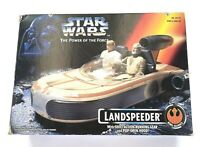 Kenner STAR WARS Power of the Force Landspeeder Shift Action Gear 1995 Vintage