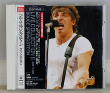 BRUCE SPRINGSTEEN. LIVE COLLECTION II. BORN TO RUN 5 TRACK JAPAN SINGLE 1987 OBI