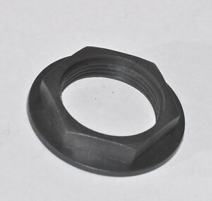 """1 1/4"""" BSP Plastic Backnut for Basin Waste Spare Nut Replacement"""