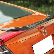 Carbon Fibre Rear Trunk Spoiler Wing for Honda Civic 16-18 Sedan 10th Gen