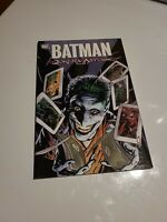 DC Comics Joker Graphic Novel TPB Batman Jokers Asylum Volume 2