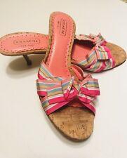 COACH Womens Sandals Size 9