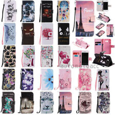 For Samsung Galaxy S8 PLUS Note8 S7 S6 Edge S5 S4 Wallet Leather Flip Case Cover