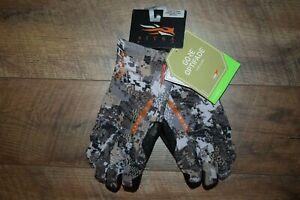 Sitka Gear Men's Stratus WS Glove 90093 Size L (Optifade Elevated II) NWT
